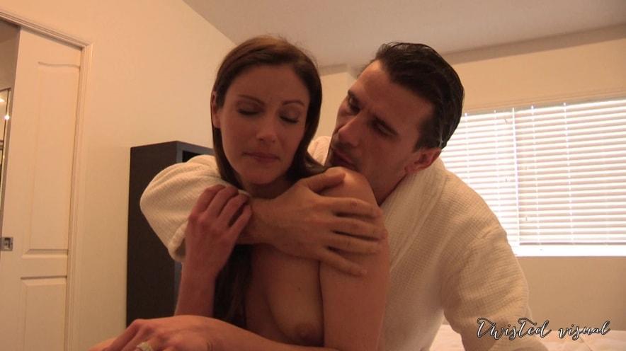 Samantha Ryan Catches Her Man Cheating